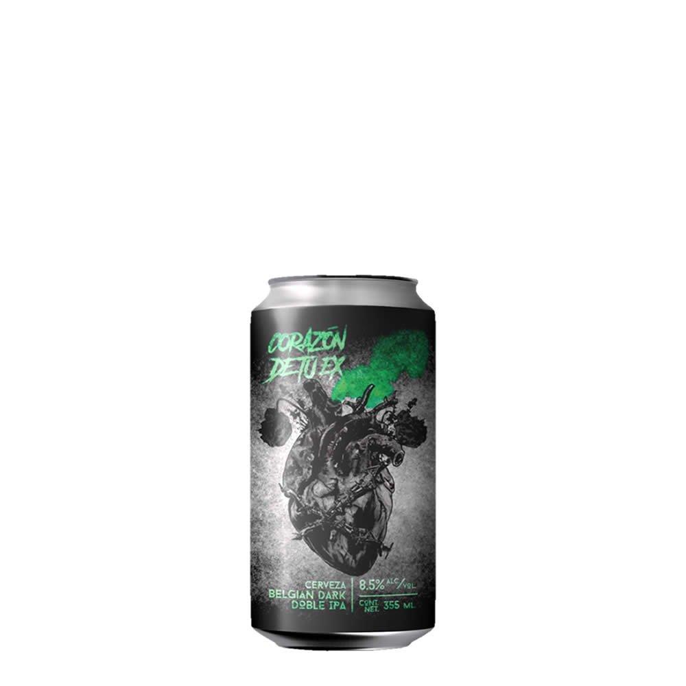 Cerveza falling piano corazon de tu ex lata