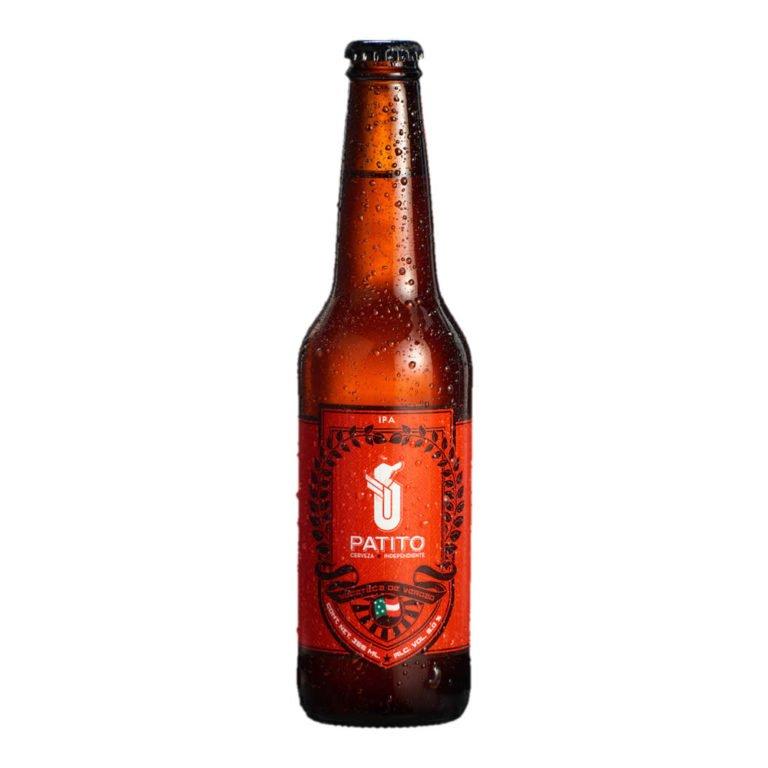 Cerveza patito ipa