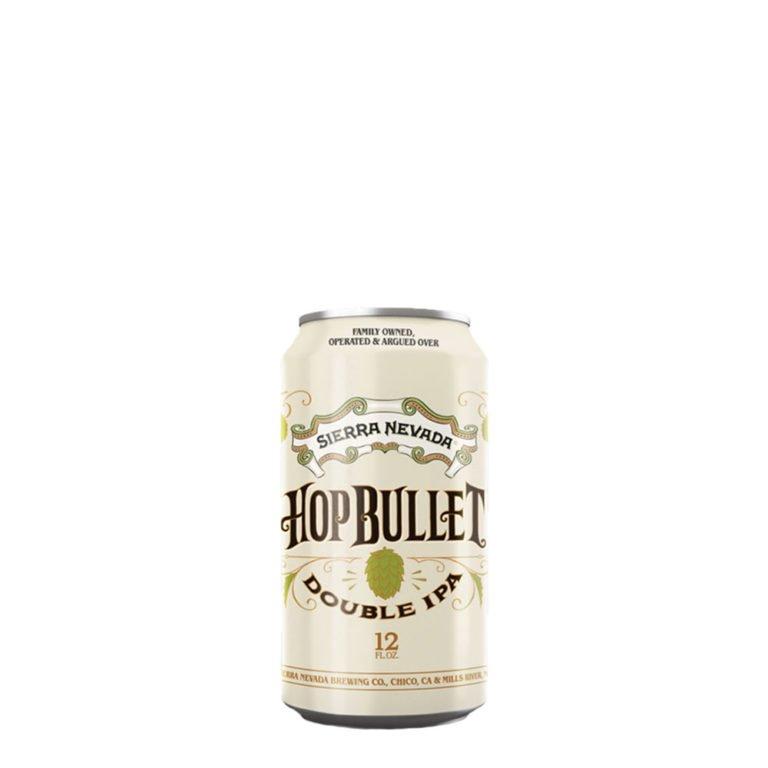 Cerveza sierra nevada hopbullet lata
