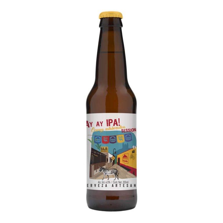 Cerveza baja ay ay ipa