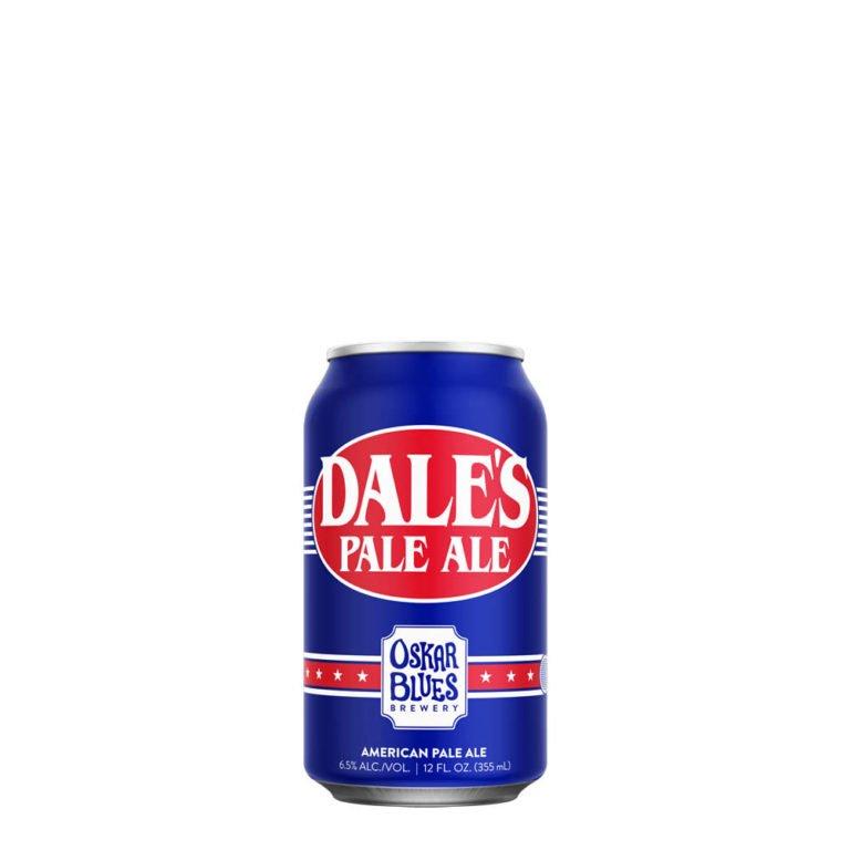 Cerveza oskar blues pale ale
