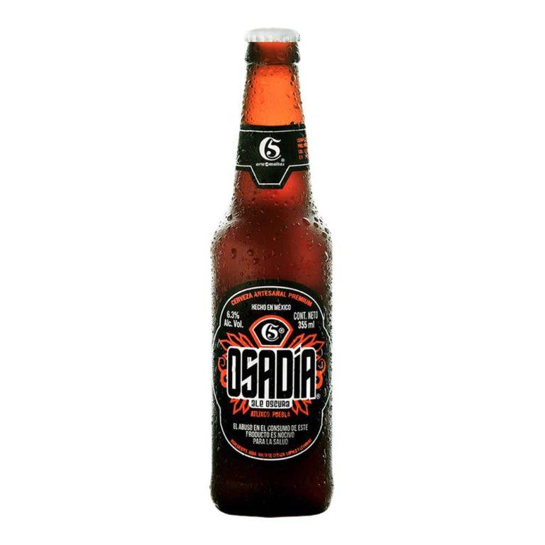 Cerveza 5 mayo osadía