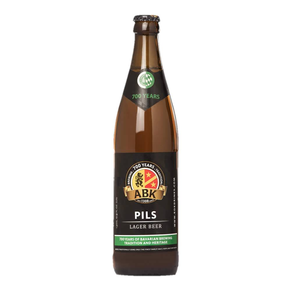 Cerveza abk pils