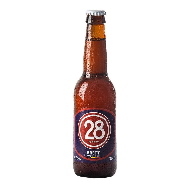 Cerveza caulier brett