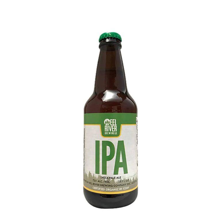 Cerveza eel river ipa