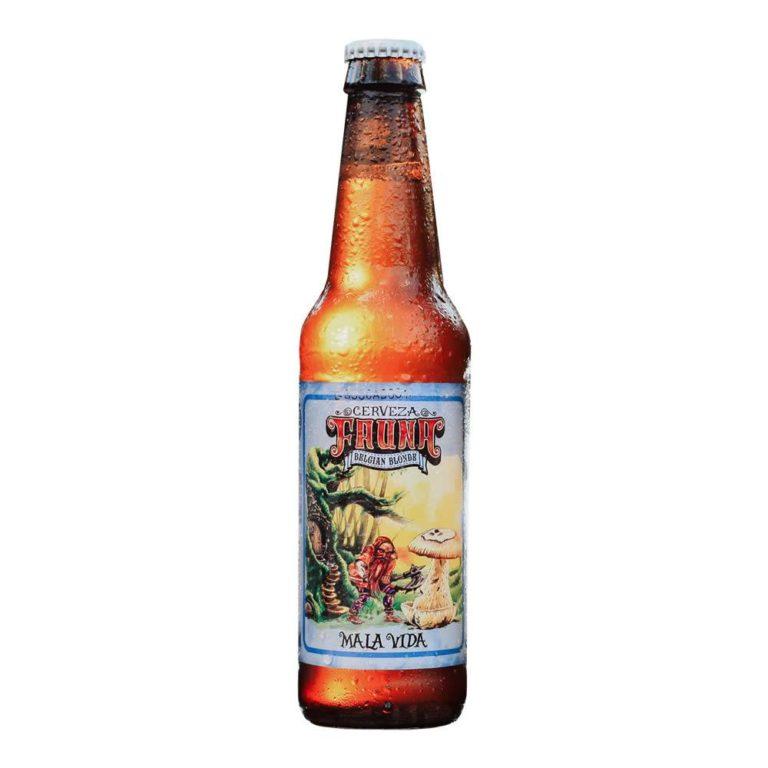 Cerveza fauna mala vida