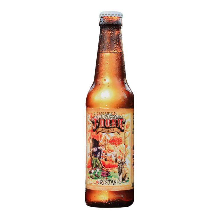 Cerveza fauna tristán