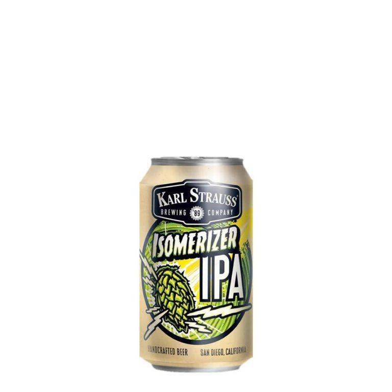 Cerveza karl isomerizer ipa