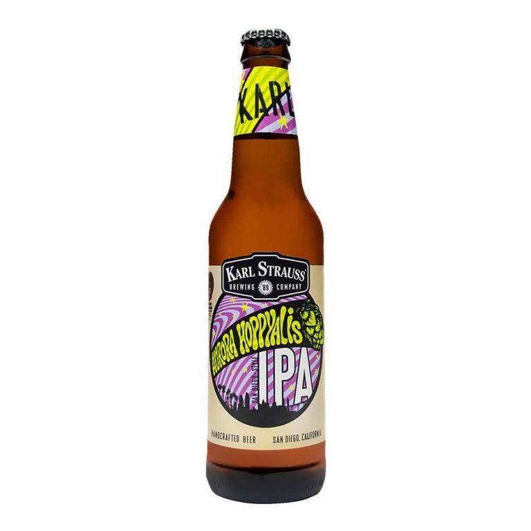 Cerveza karl strauss aurora