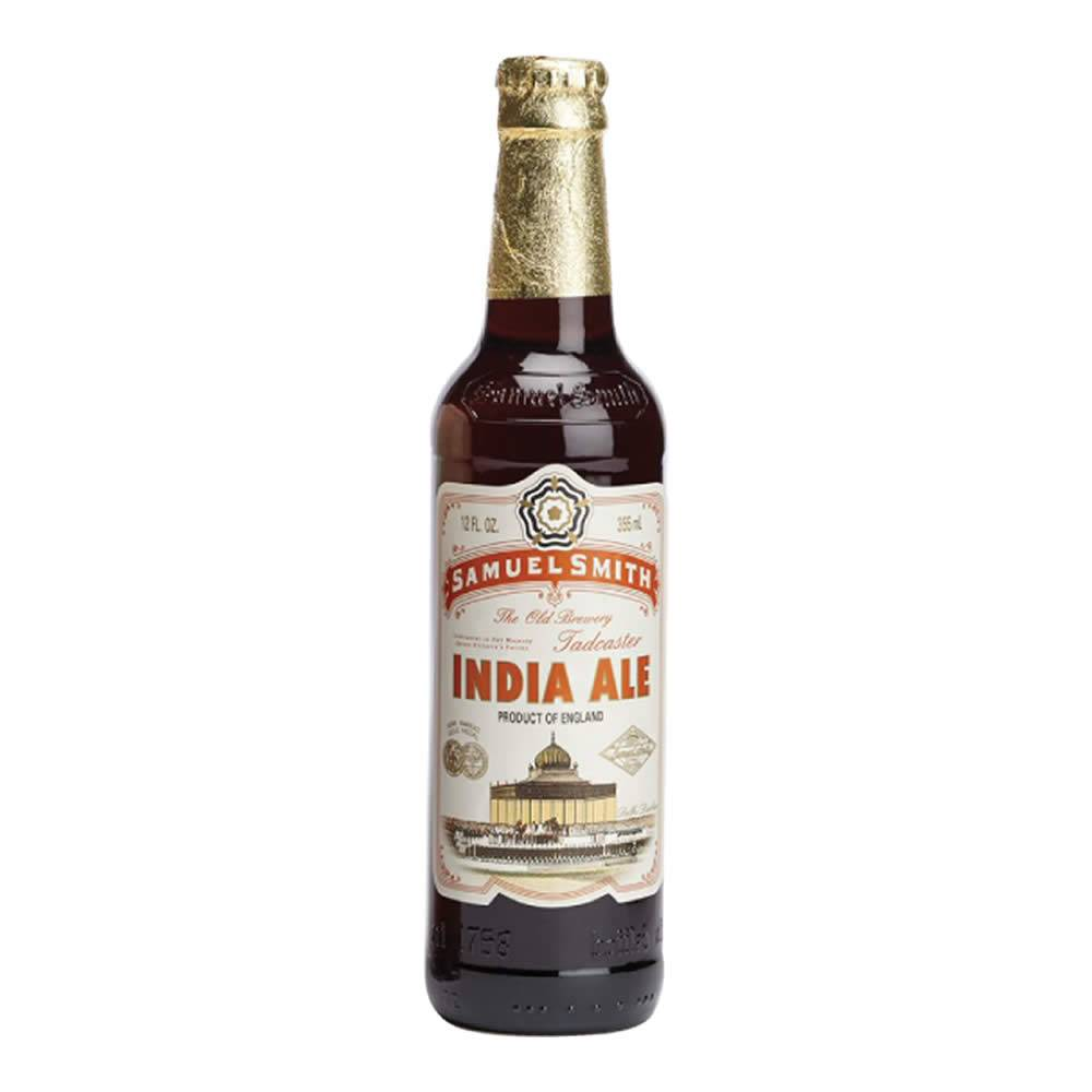 Cerveza samuel smiths india ale