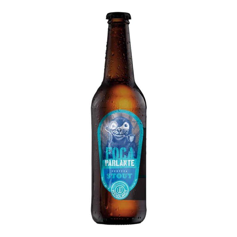 Cerveza wendlandt foca parlante