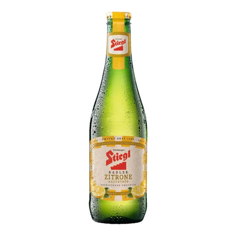 Cerveza Stiegl Radler Zitrone