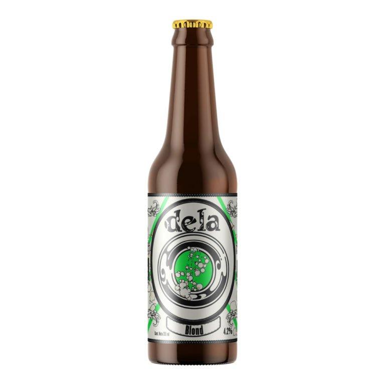 Cerveza De La O Blonde