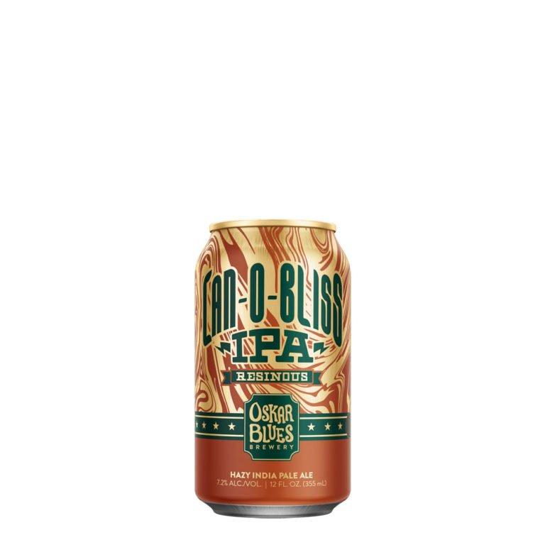 Cerveza Oskar Blues Ipa Resinous