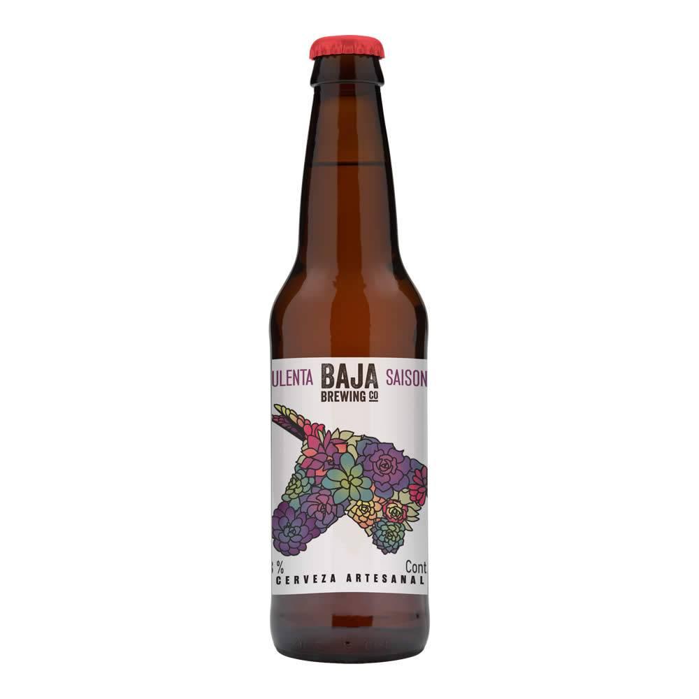 Cerveza Baja Brewing Suculenta