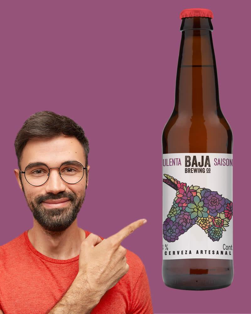 Te recomendamos Baja Brewing Suculenta
