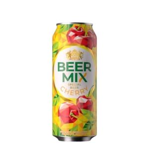 Cerveza Obolon Beermix Cherry
