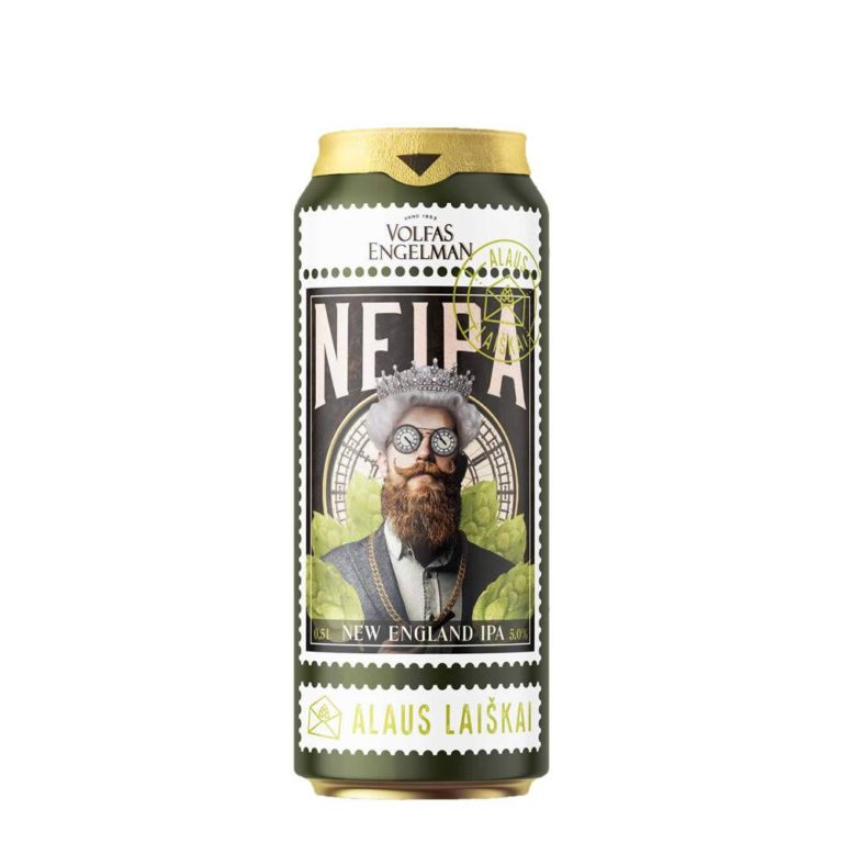 Cerveza Volfas Engelman Neipa