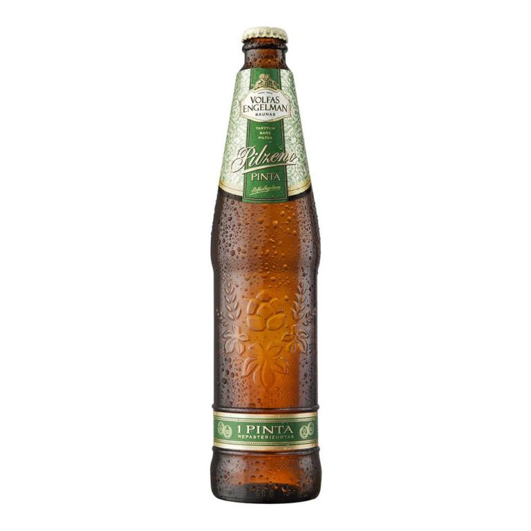 Cerveza Volfas Engelman Pilzeno