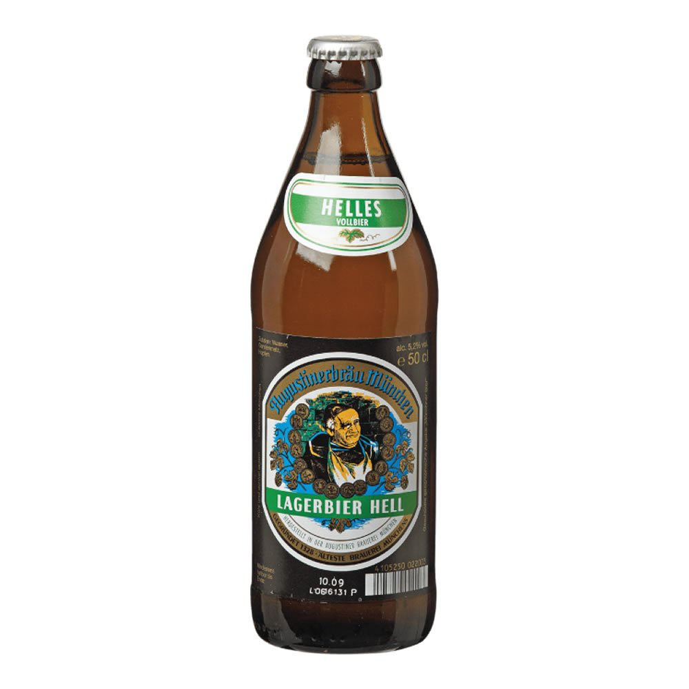Cerveza Augustiner Hell