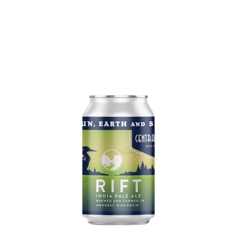 Cerveza Central Waters Rift IPA