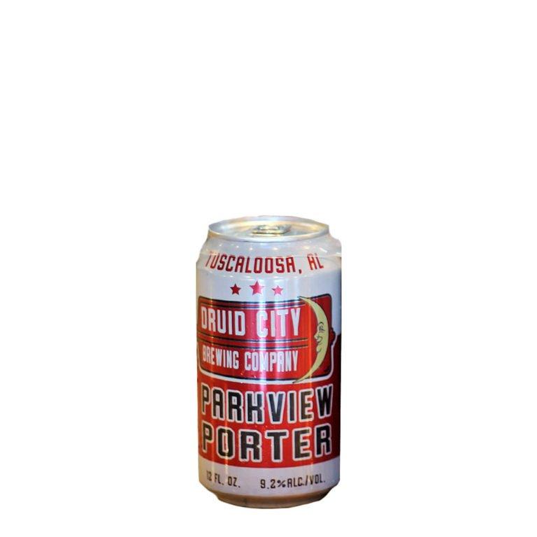 Cerveza Druid CIty Parkview Porter