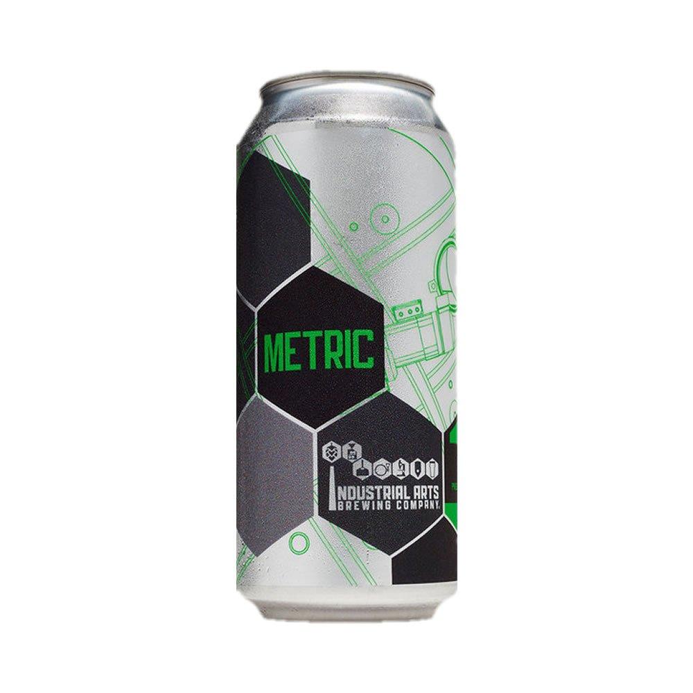 Cerveza Industrial Arts Metric