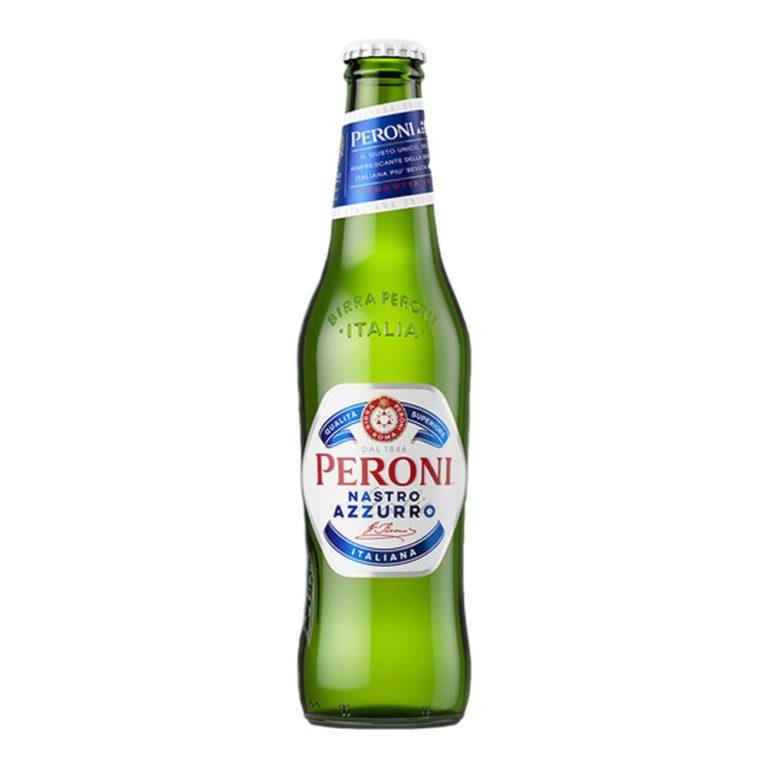Cerveza Peroni Nastro Azzurro